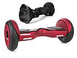 """Електро-скейборд 10"""" гіроборд, Powermat + сумка, фото 2"""