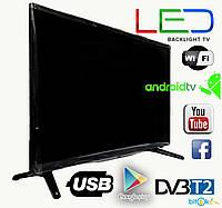 """Телевизор LED backlight tv L 32"""" T2  f"""