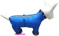 Комбинезон зимний для собак. R-11