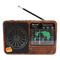 Радио с MP3 проигрывателем Golon RX 1412, колонка