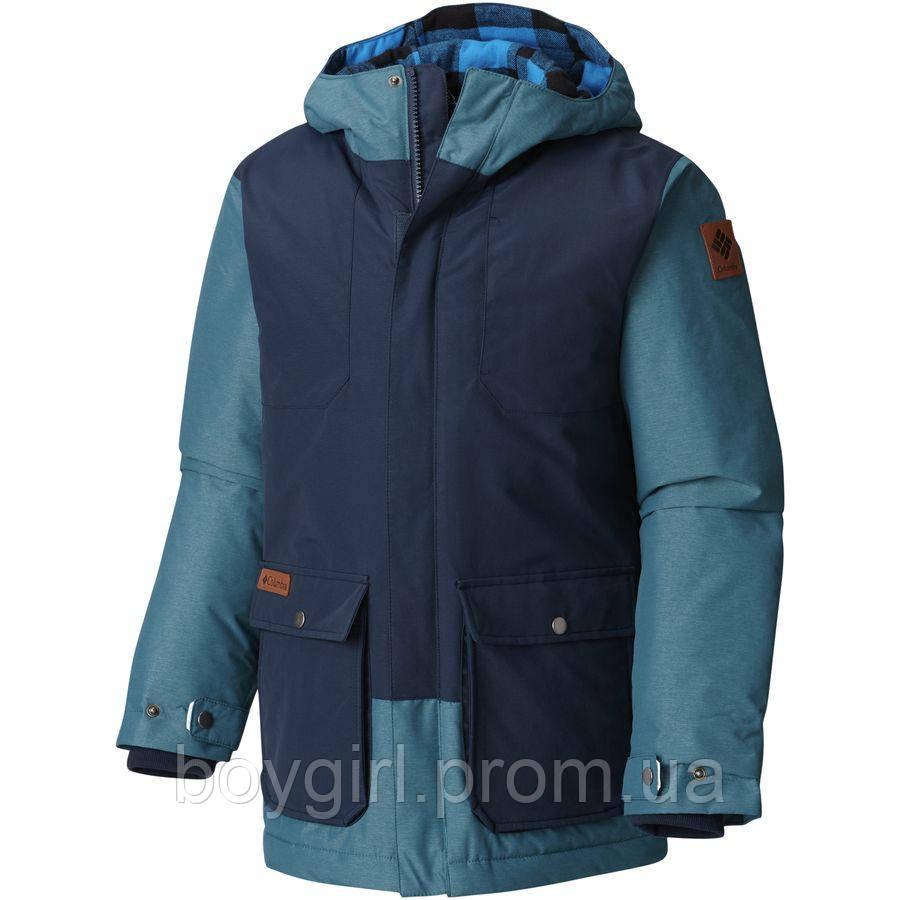 1ebf6498 Зимняя куртка Columbia Omni-Heat с системой роста - Интернет-магазин