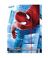 Папка картонная для тетрадей на резинке В5 KITE 2014 Spider Man 210