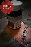 Краска для кожи,замши,нубукаToledo Super цв.Рыжий 100мл