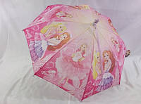 """Зонты для девочек """"Барби"""" № 1698 от Sunn Rain"""