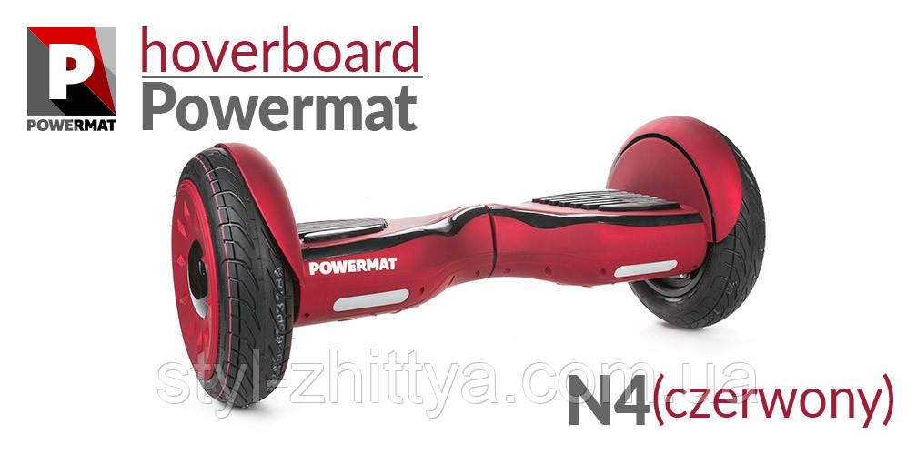 """Електро-скейборд 10"""" гіроборд, Powermat + сумка"""