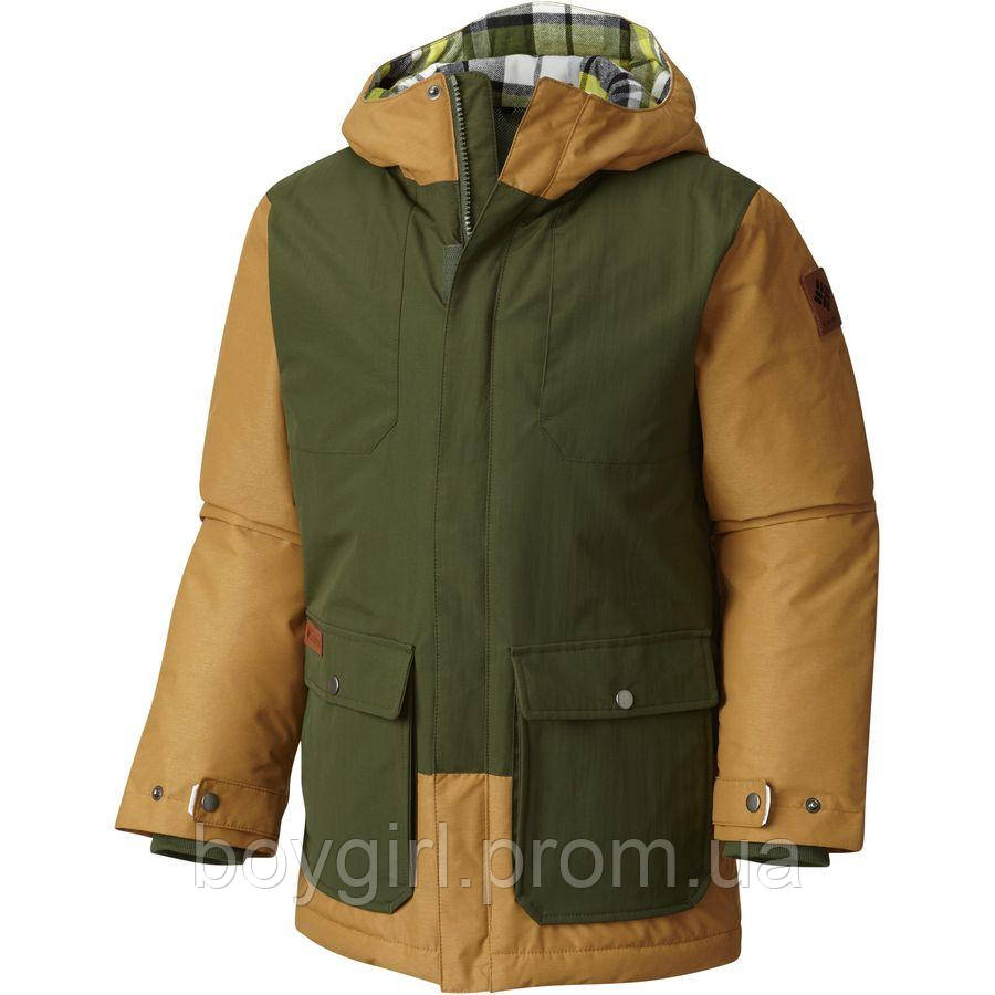 Зимняя куртка Columbia Omni-Heat с системой роста - Интернет-магазин