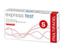 Экспресс-тест для определения 5 наркотиков