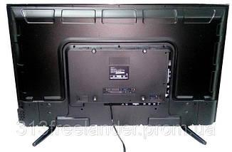 """LED Телевизор JPE 50"""" Smart TV 4K UHD, WiFi, 1Gb ОЗУ, 4Gb В.П., T2, USB/SD, HDMI, VGA, Android 4.4, фото 3"""