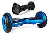 """Електро-скейборд 10"""" гіроборд, Powermat + сумка, фото 7"""