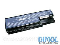 Аккумуляторная батарея Acer Aspire 5520G, 5530, 5230, 7530, black, 5200mAhr, 11.1V