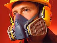 Защитные маски и респираторы 3M™