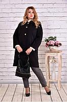 Демисезонное пальто большого размера в интернет-магазине недорого Украина Россия прямой поставщик р. 42-74