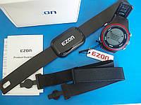 EZON T037 часы пульсометр с нагрудным датчиком, монитор сердечного ритма