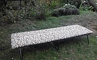 """Раскладная кровать """"Алина"""" с матрасом на 18 цельных ламелях"""
