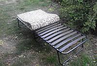 """Раскладная кровать """"Алина"""" с матрасом на 18 сдвоенных ламелях"""