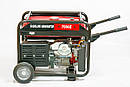 Генератор бензиновий WEIMA WM7000E-3 фази, фото 4