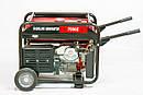 Генератор бензиновый WEIMA WM7000E-3 фазы, фото 4