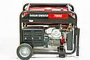 Генератор бензиновый WEIMA WM7000E-3 фазы, фото 5