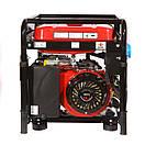 Генератор бензиновый WEIMA WM7000E-3 фазы, фото 6