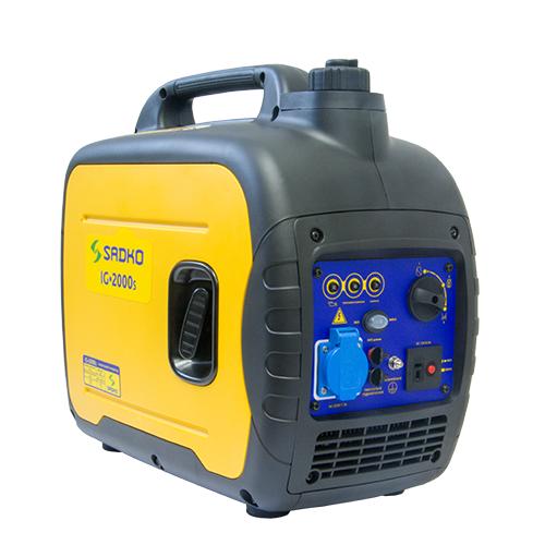Генератор бензиновый инверторный Sadko IG-2000s