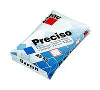 Ремонтно-выравнивающая смесь Baumit Preciso, 25 кг