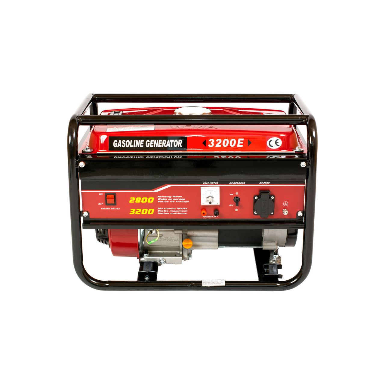 Генератор бензиновый WEIMA WM3200Е