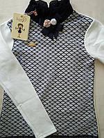 Гольф нарядный на девочку Герда Suzie Размеры 146,152