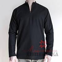 """Рубашка мужская под вышивку """"Козак"""" СЧ-01ч"""