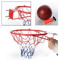 Баскетбольное кольцо с мячом M 2654