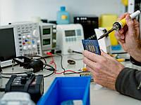 Ремонт радиостанций средней степени сложности.