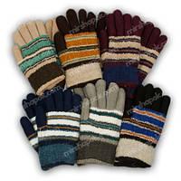Детские перчатки утепленные, B22