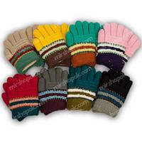 Детские перчатки утепленные, B34