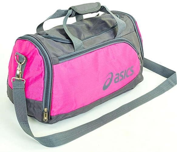 897831283c02 Сумка спортивная ASICS GA-5632 серо-розовая, цена 376 грн., купить в ...