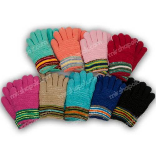 Детские перчатки утепленные, B37