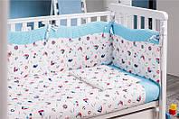 Комплект детского постельного белья VERES MARITIME , комплект постельного белья
