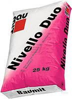 Самовыравнивающаяся смесь Baumit Nivello Duo, 25 кг