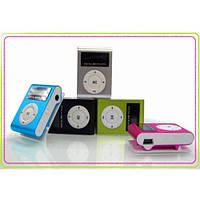 Mp3 плеер c экраном + usb зарядка+ наушники, есть цвета на выбор, эквалайзер, жидкокристаллический дисплей