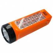 Фонарь аккумуляторный ручной  Yajia 1168TP LED