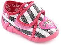 Удобные тапочки для девочек  Renbut 24-15.5 см