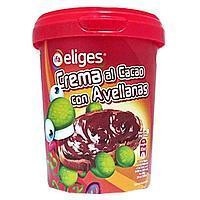 Шоколадный крем с орехами Ifa Eliges al Cacao con Avellanas Испания 500г