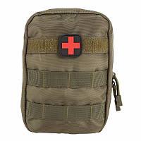Аптечка тактическая, медицинский подсумок, снаряжение