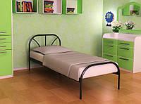 Кровать металлическая Релакс    Метакам
