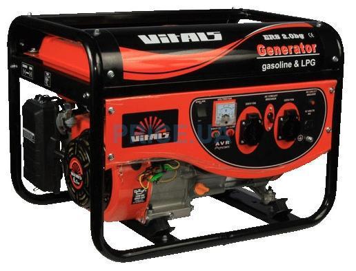 Генератор комбинированный (газ/бензин) Vitals ERS 2.8bg