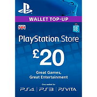 Playstation Network Card £20 (UK)