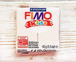 Фимо Кидс полимерная глина Fimo Kids белый, 0. Германия.