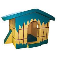 Мягкий модуль домик джунгли