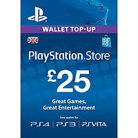 Playstation Network Card £25 (UK)