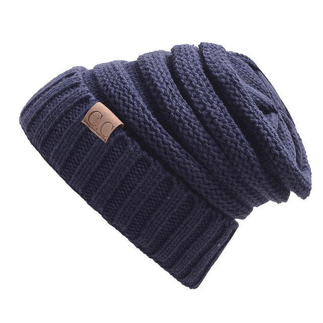 Стильна жіноча шапка СС7917