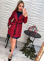 Женский стильный кардиган с лентой (3 цвета), фото 1
