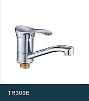 Смеситель для умывальника елка короткий Tresor  ERIS TR - 300E
